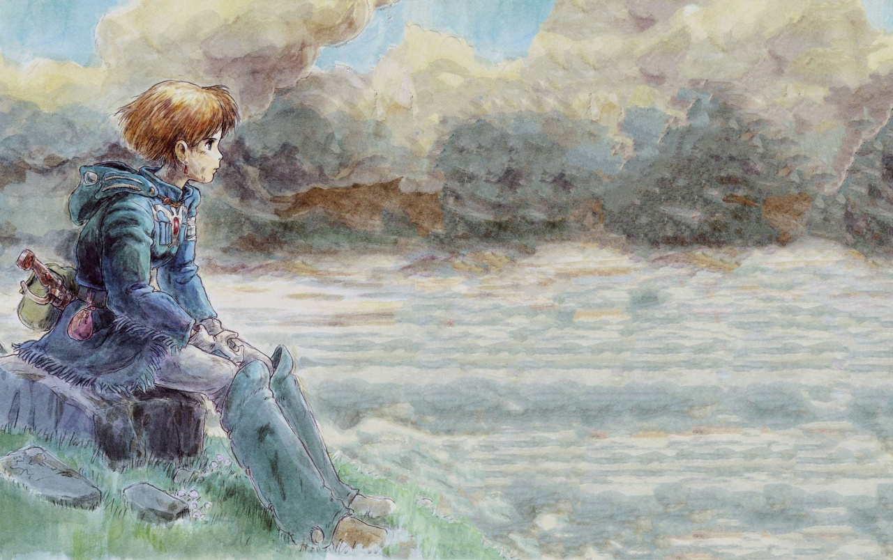 Nausicaa Of The Valley Of The Wind Wallpapers Nausicaa Of The