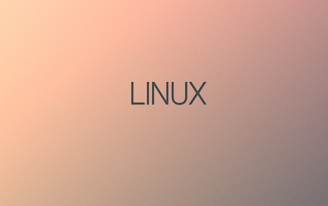 Linux Typography wallpapers