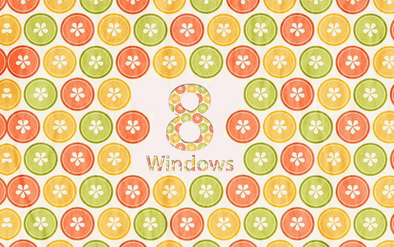 Windows 8 Color wallpapers