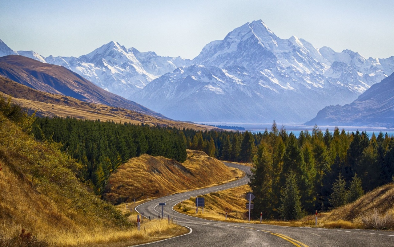 Tiroteo En Nueva Zelanda Wallpaper: Mount Cook Three New Zealand Wallpapers