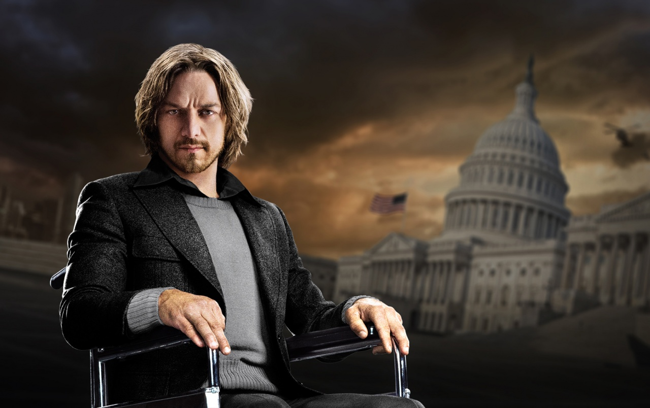 Young Charles Xavier wallpapers