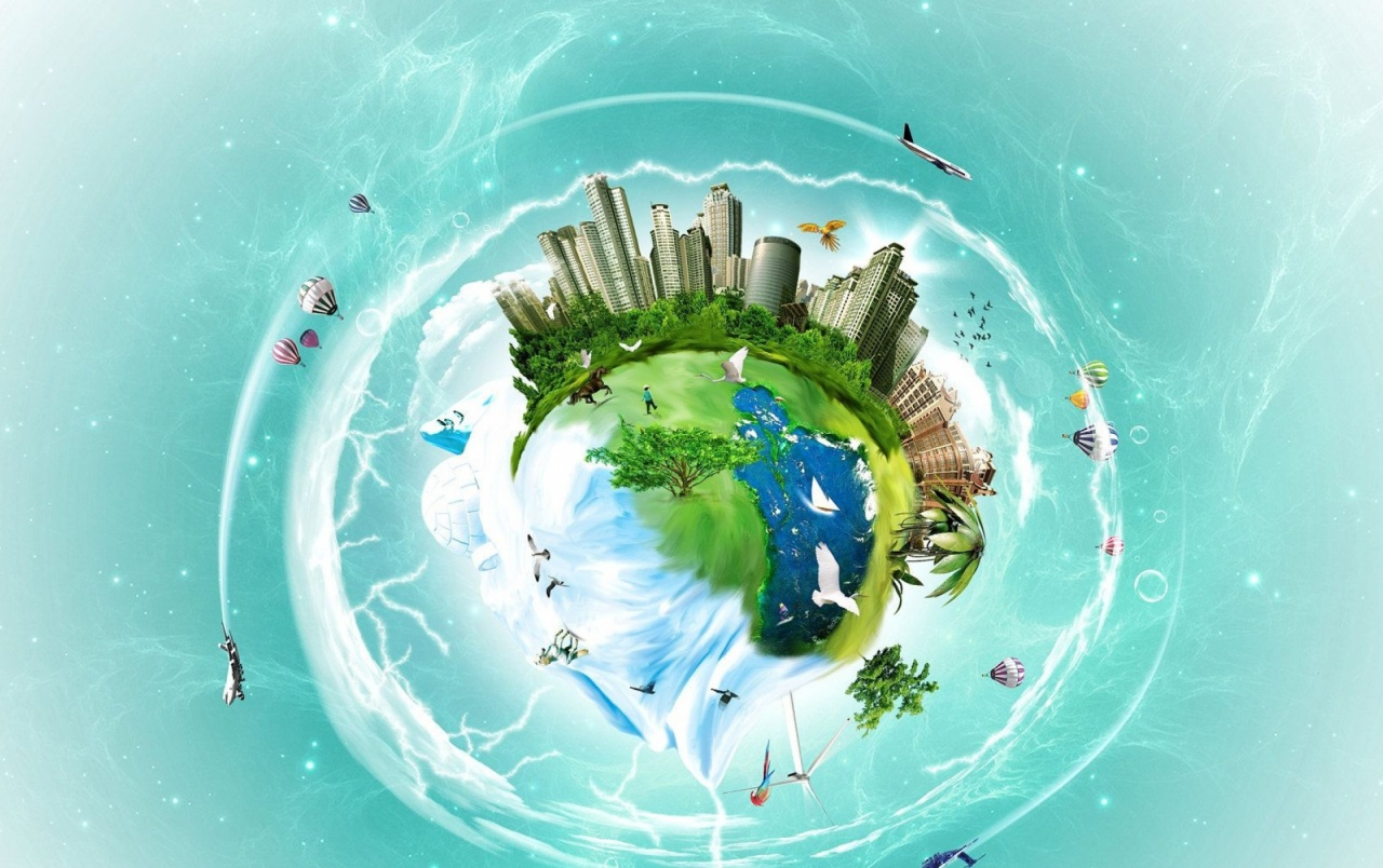 Creative Earth Wallpapers And Stock Photos