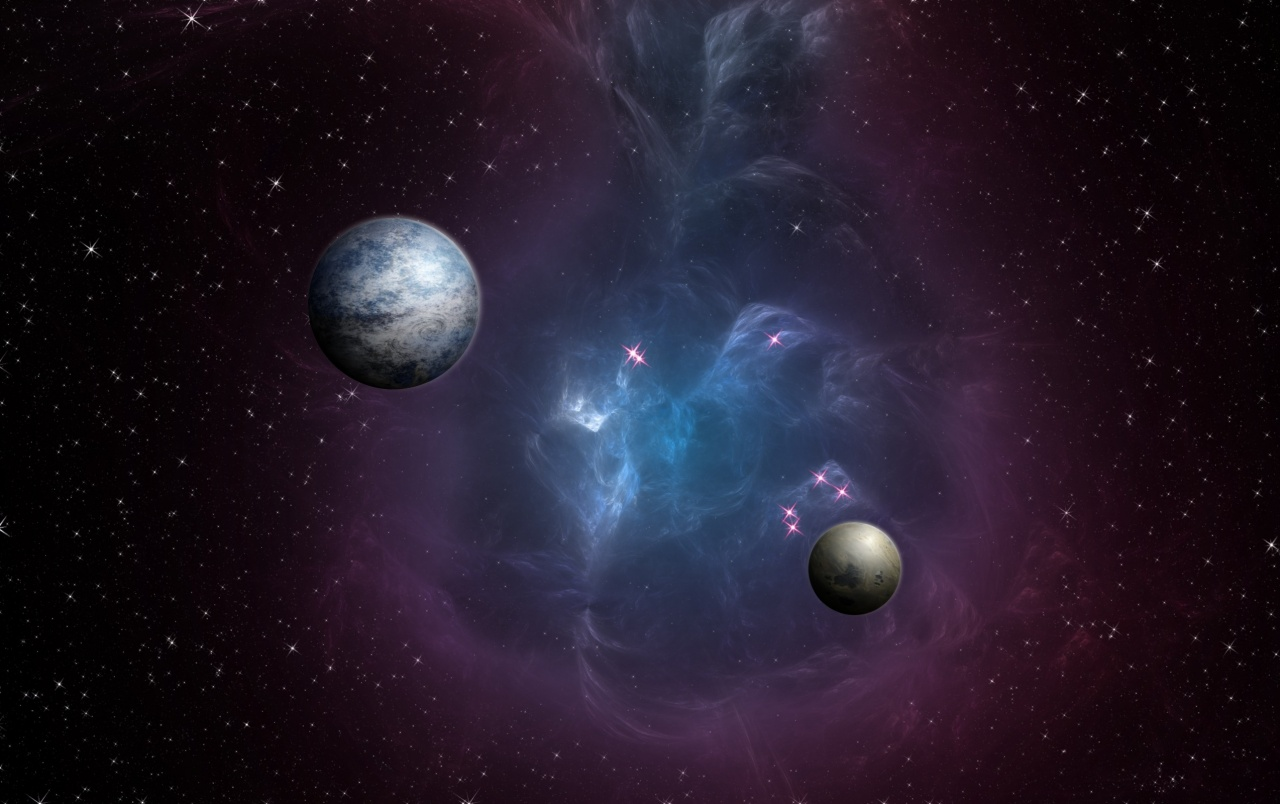 OriginalWide Outer Space Planets Stars Wallpapers