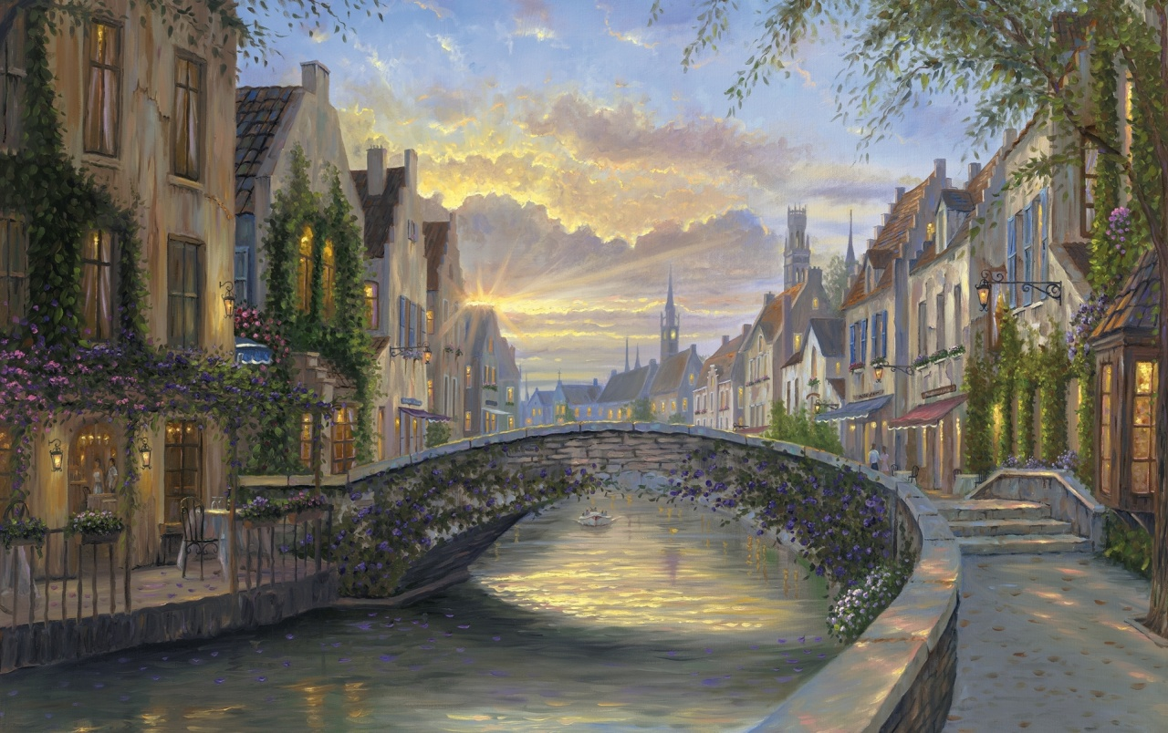 Belgium Painting wallpapers