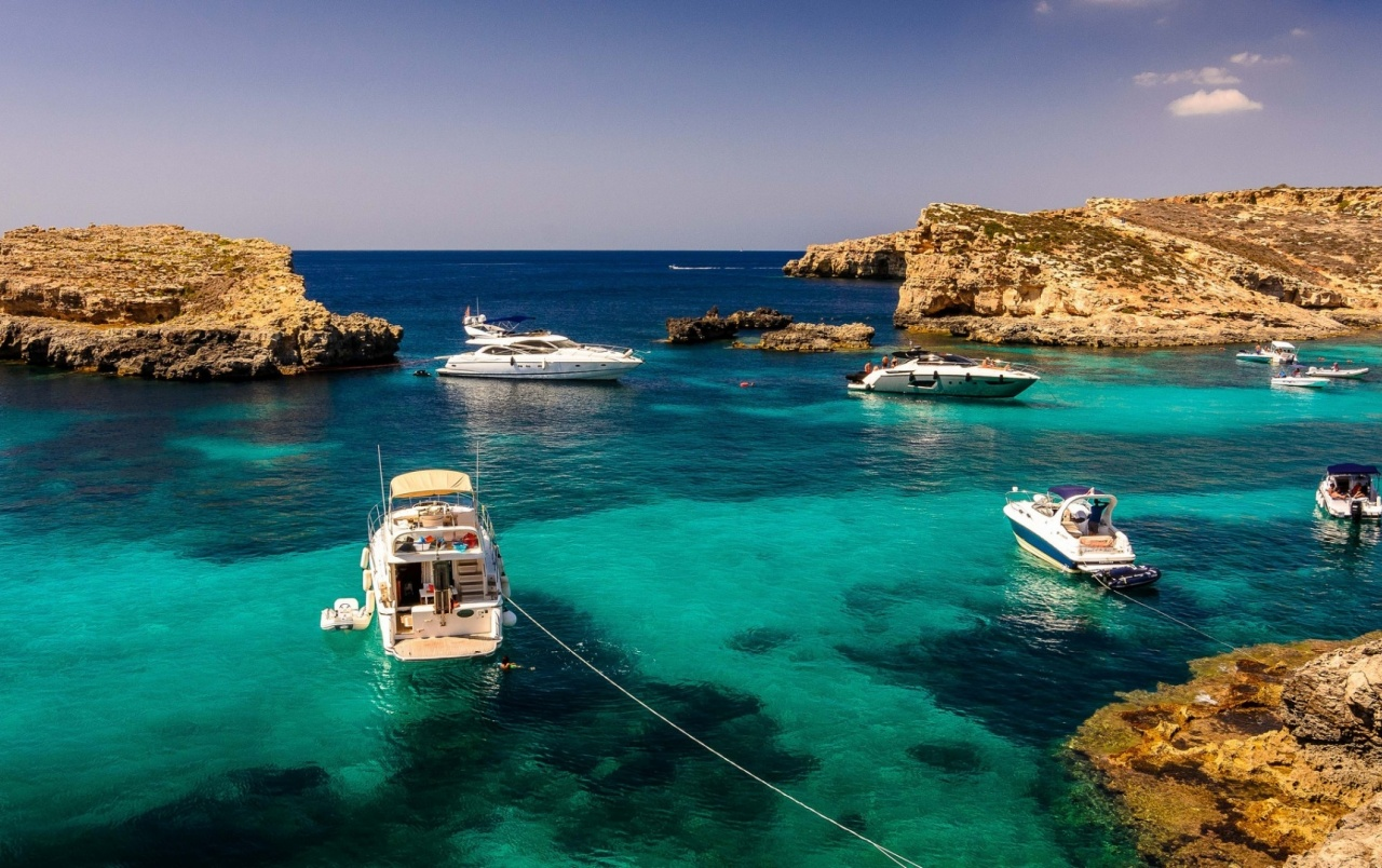 Malta Sea Corner Wallpapers