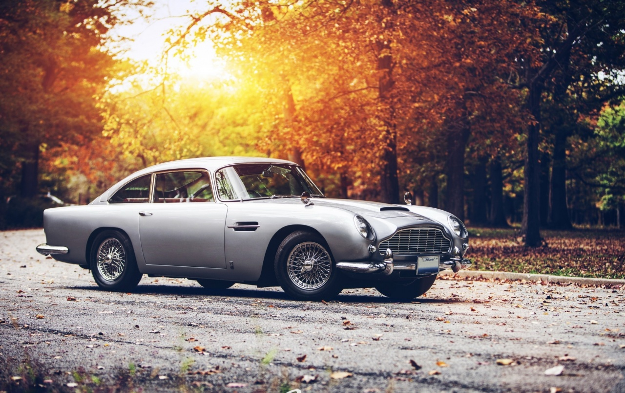 Vintage Aston Martin DB5 wallpapers  Vintage Aston Martin DB5