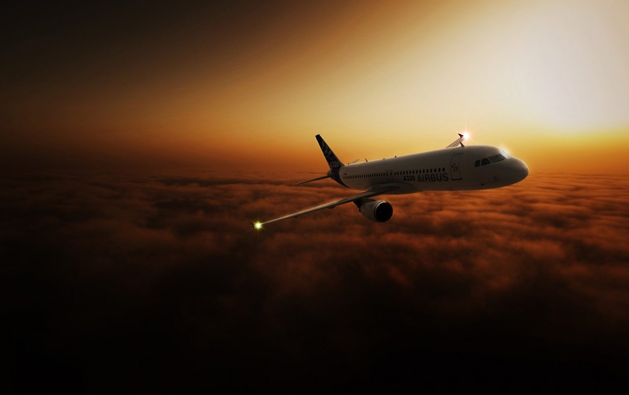 Airbus A320 wallpapers