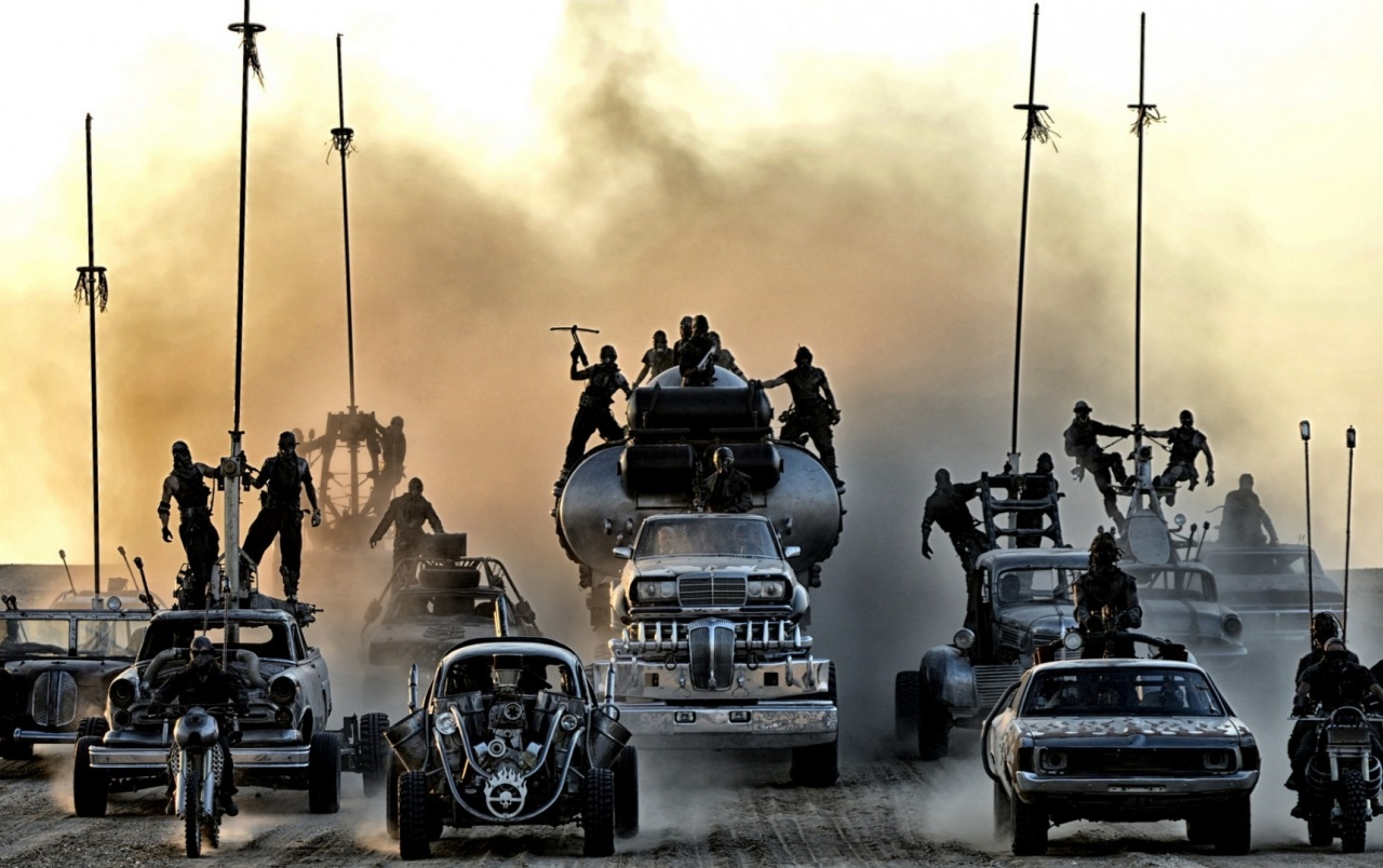 Mad Max Fury Road Poster wallpapers