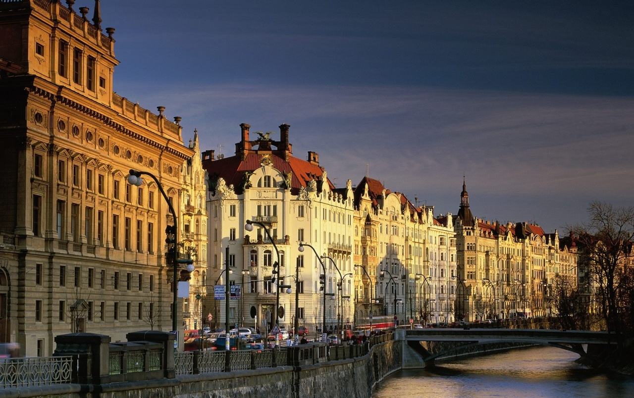 Vltava River Prague wallpapers