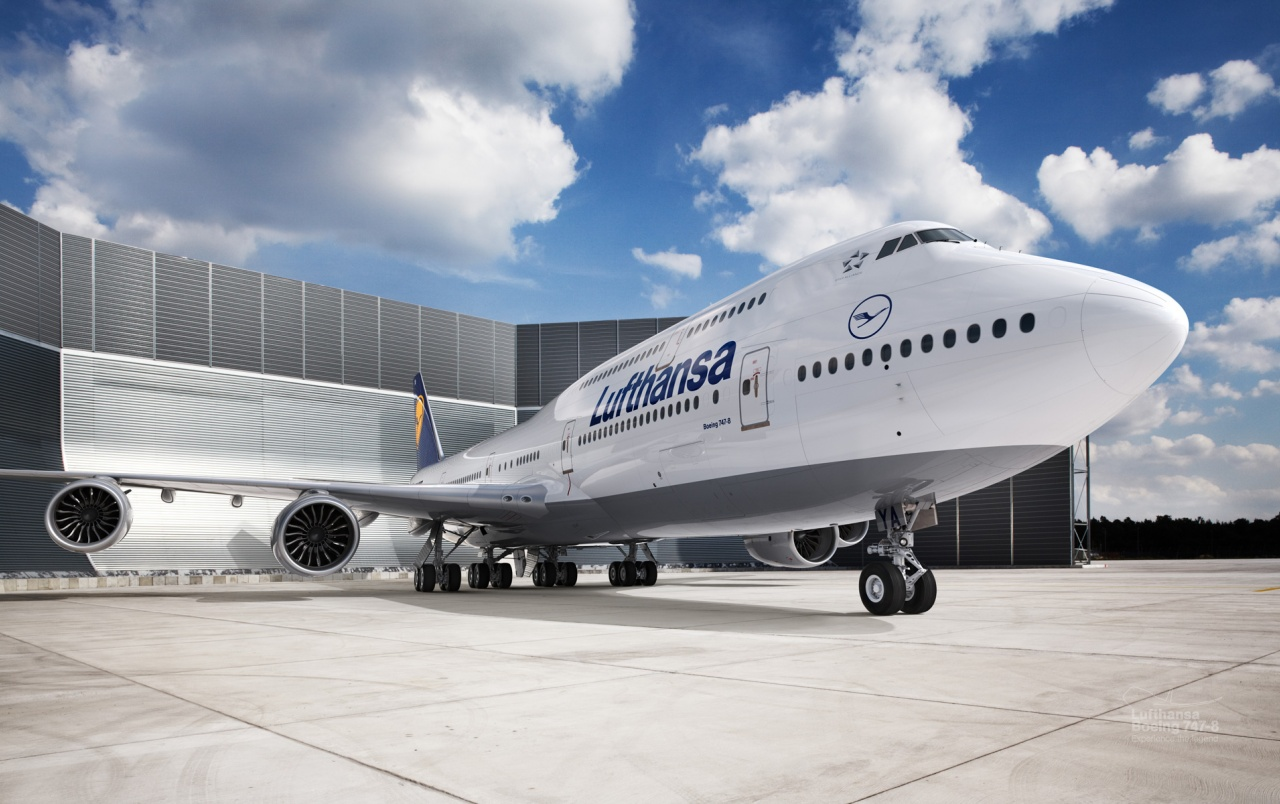 Lufthansa Airport wallpapers