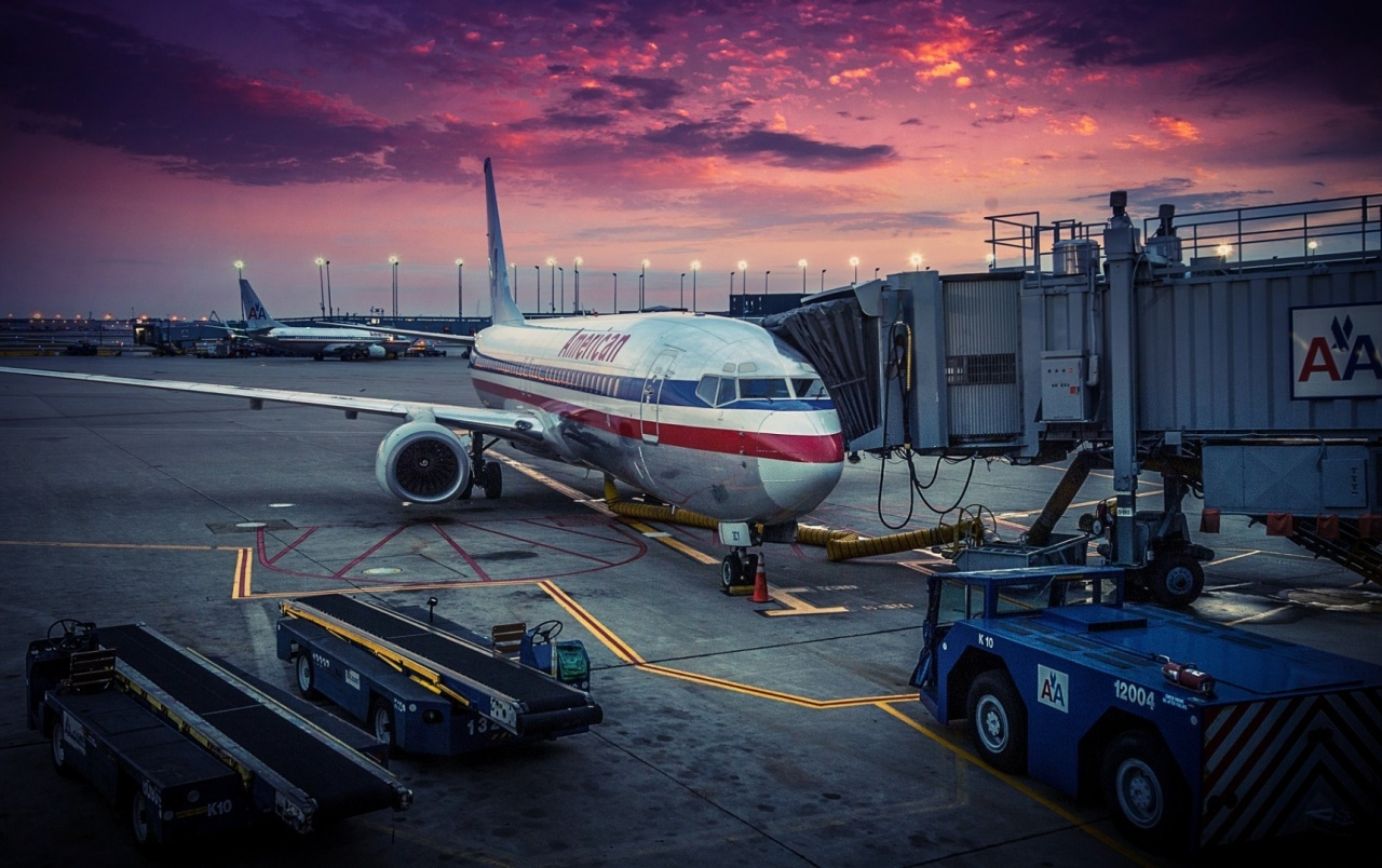 American Airlines Passenger Jet wallpapers