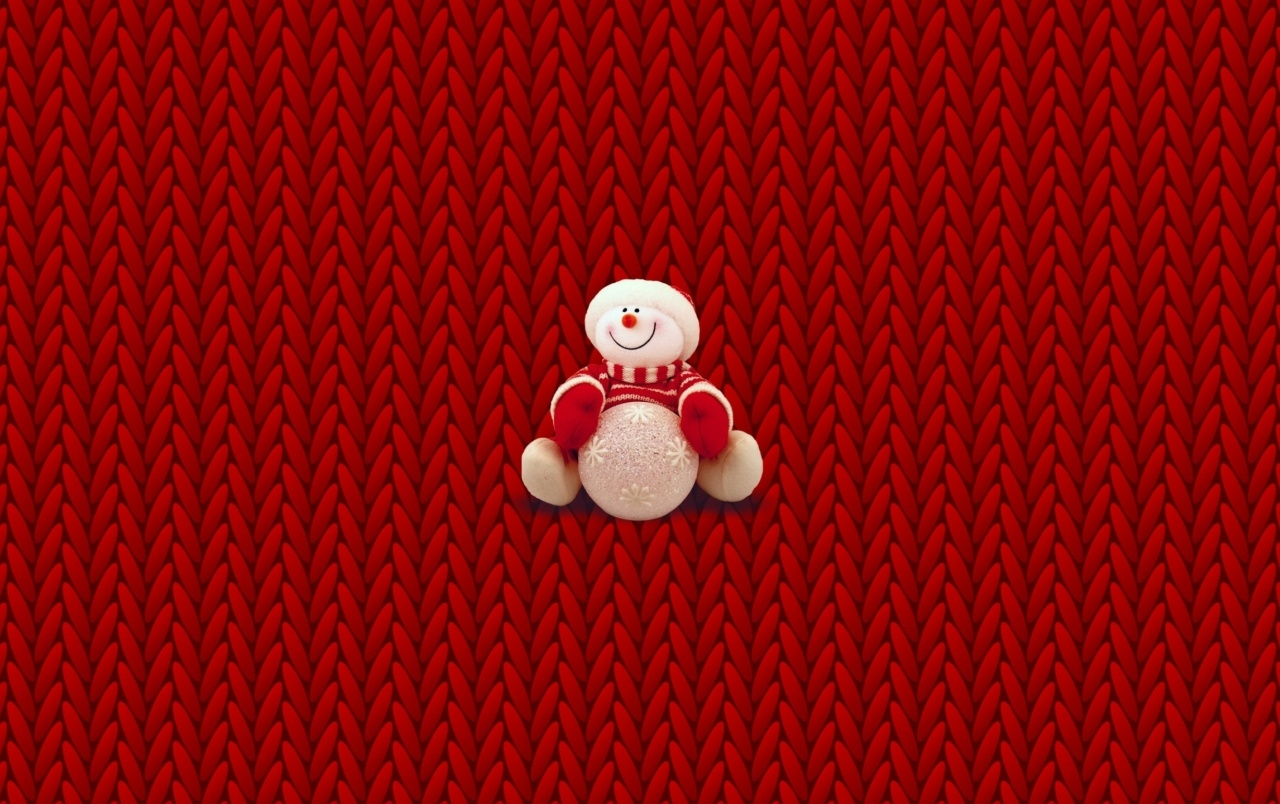 Christmas Bear wallpapers