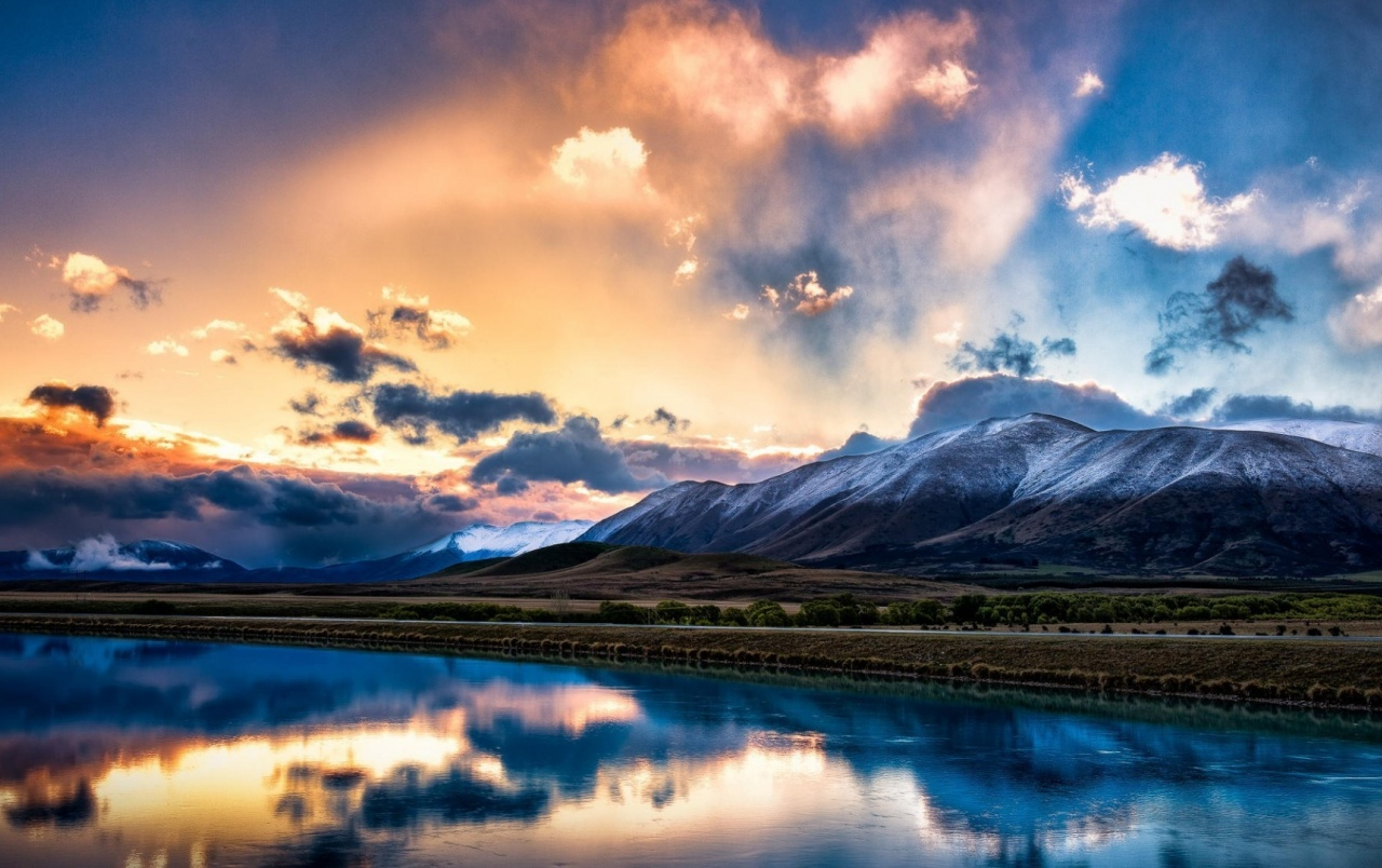 View From New Zealand Wallpapers