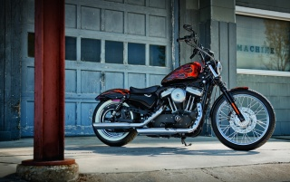 Harley Davidson Sporster XL 1200 wallpapers