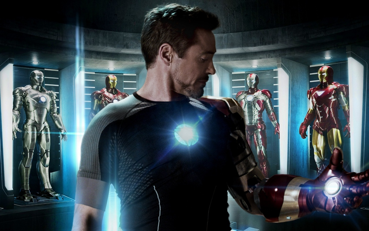 tony stark avengers wallpaper - photo #22