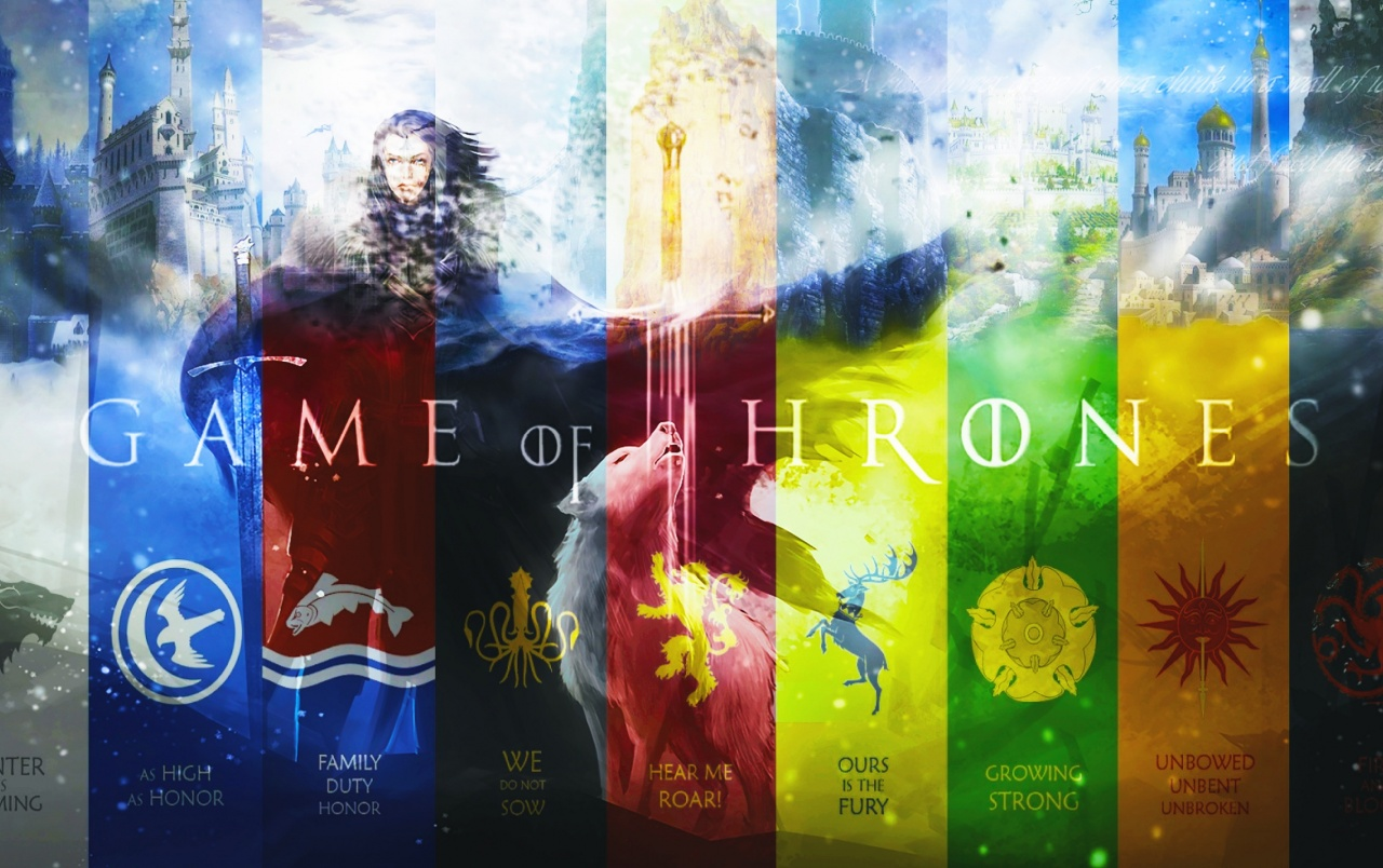 Game of Thrones Kunst wallpapers