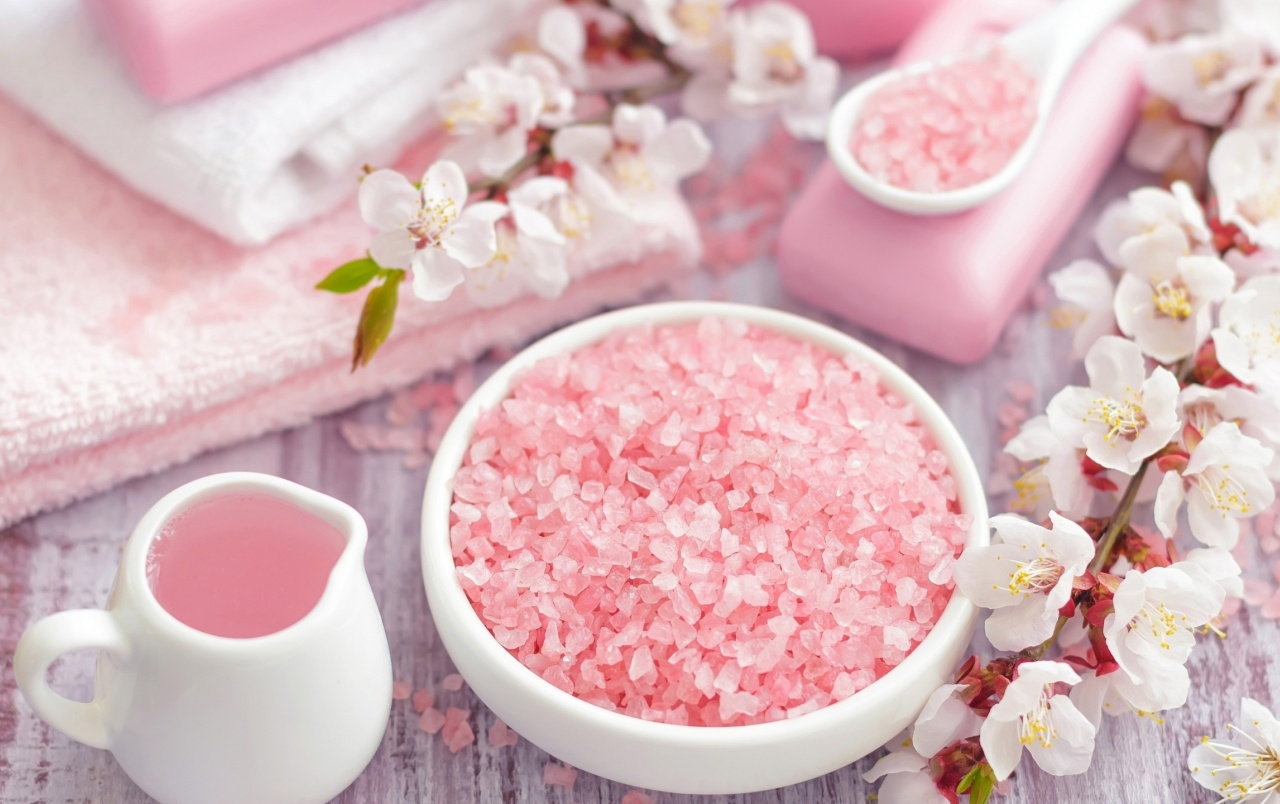 Spa Pink Salt wallpapers