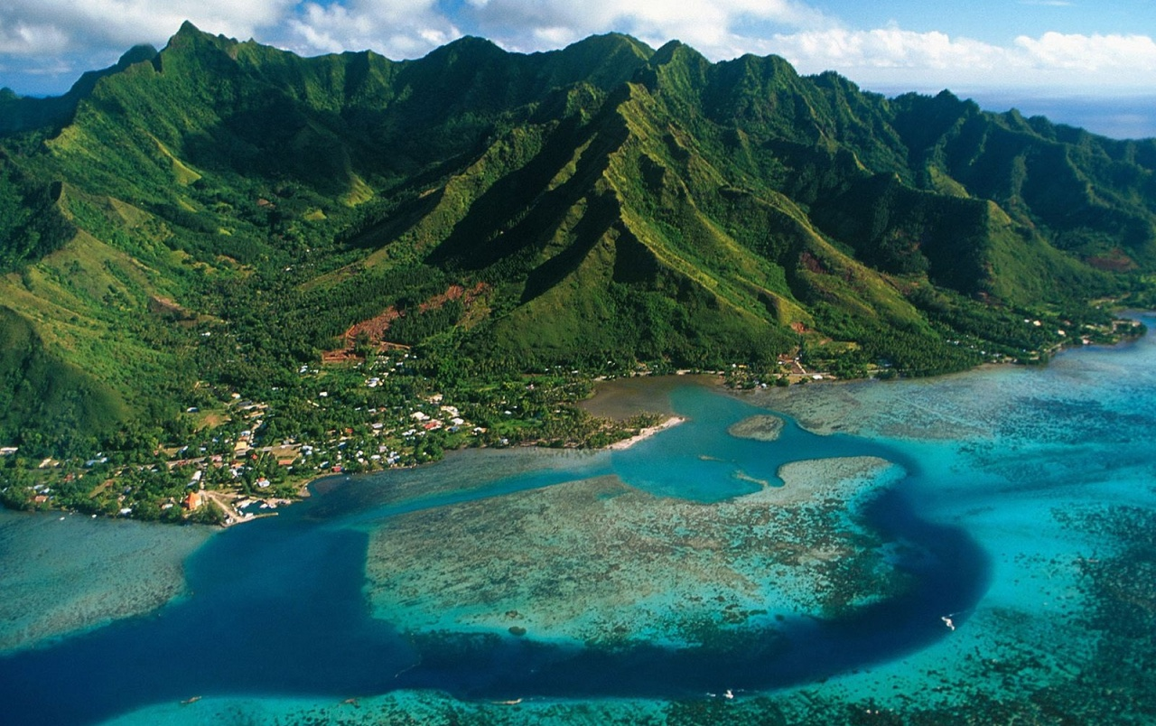 Moorea Island wallpapers