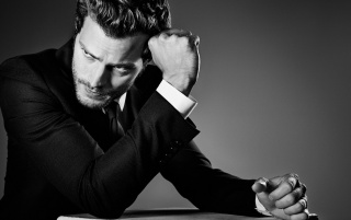 Jamie dornan black and white close up wallpapers jamie for Fondo de pantalla 50 sombras
