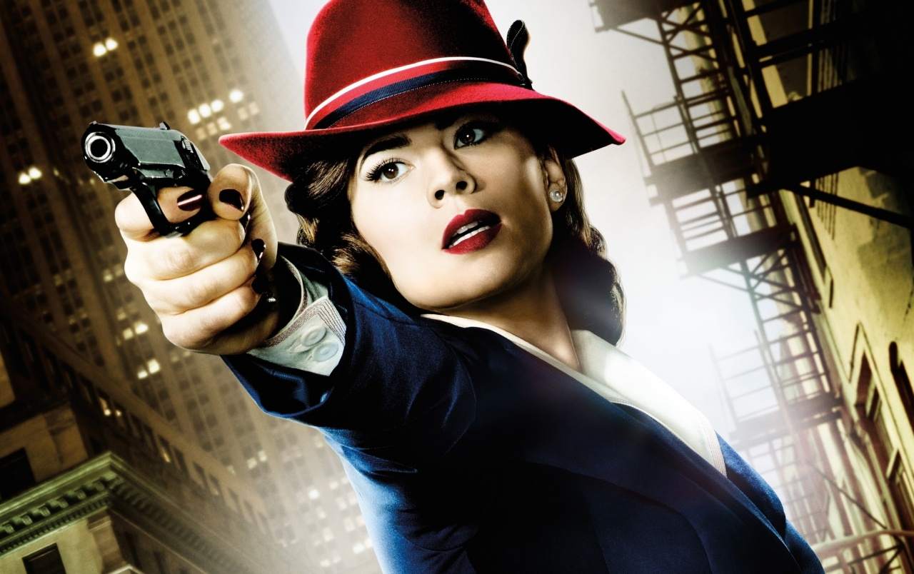 Marvel's Agent Carter wallpapers