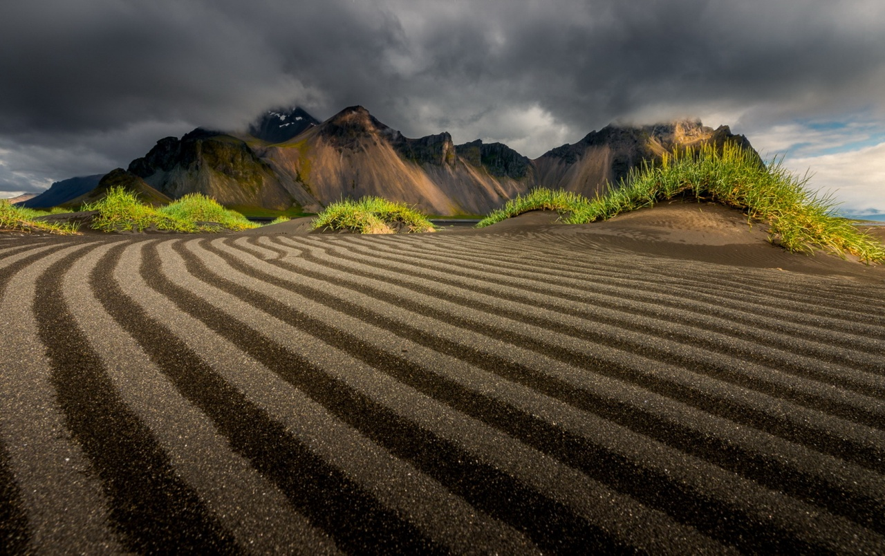 Morning In Vestrahorn Iceland wallpapers