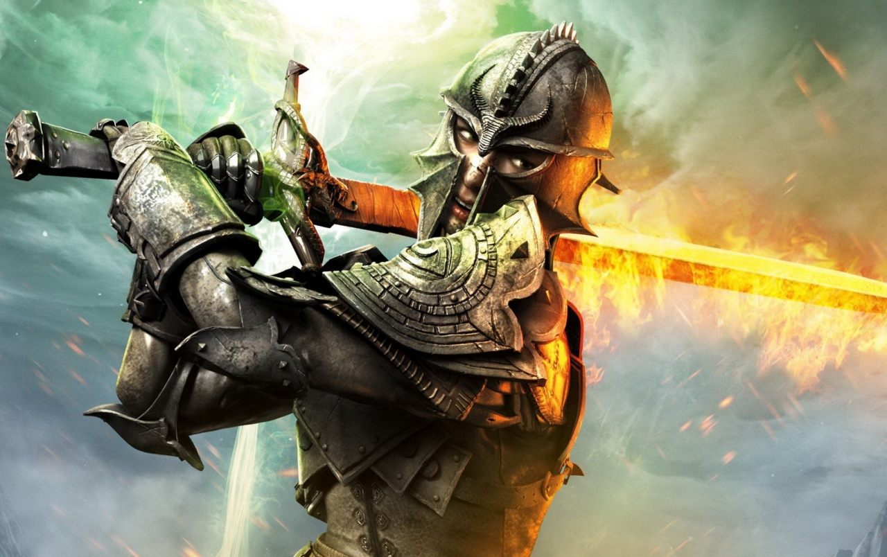 Dragon Age Inquisition Artwork Wallpapers
