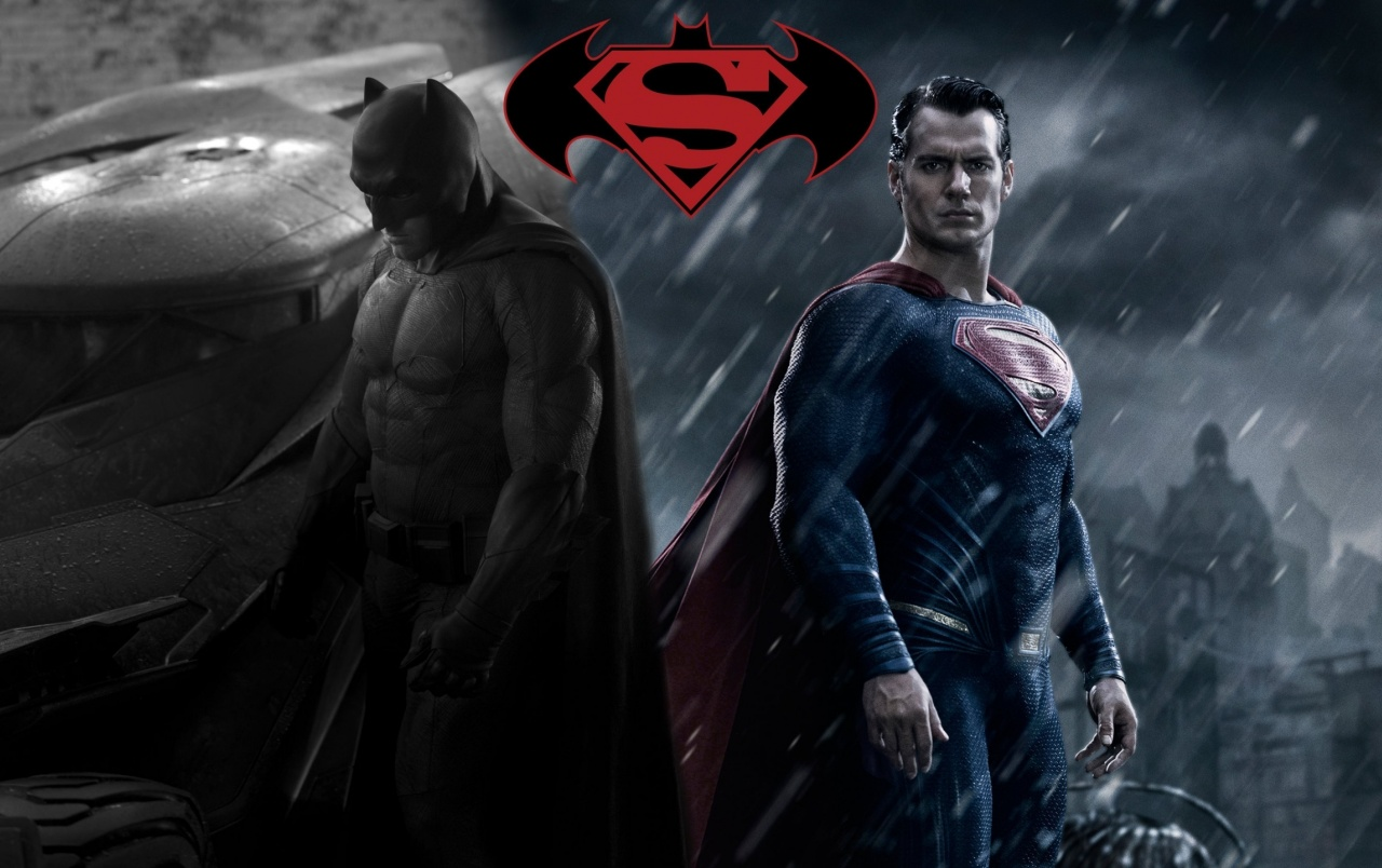Batman vs Superman Fan lucrare wallpapers