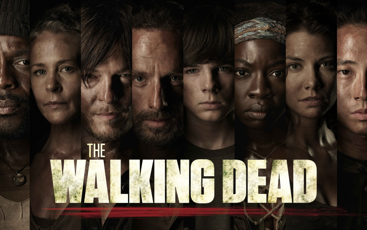 The Walking Dead Poster wallpapers