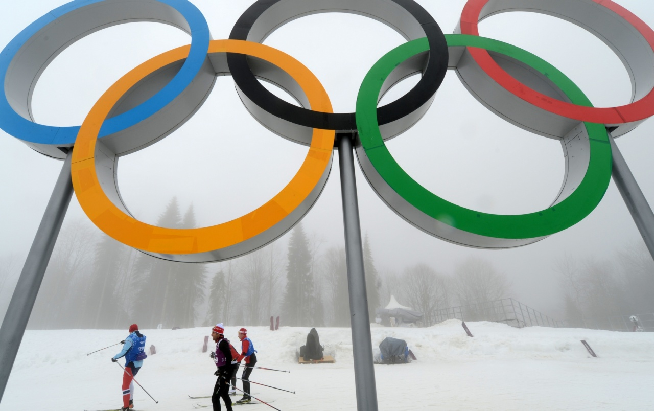 Olympic Rings wallpapers