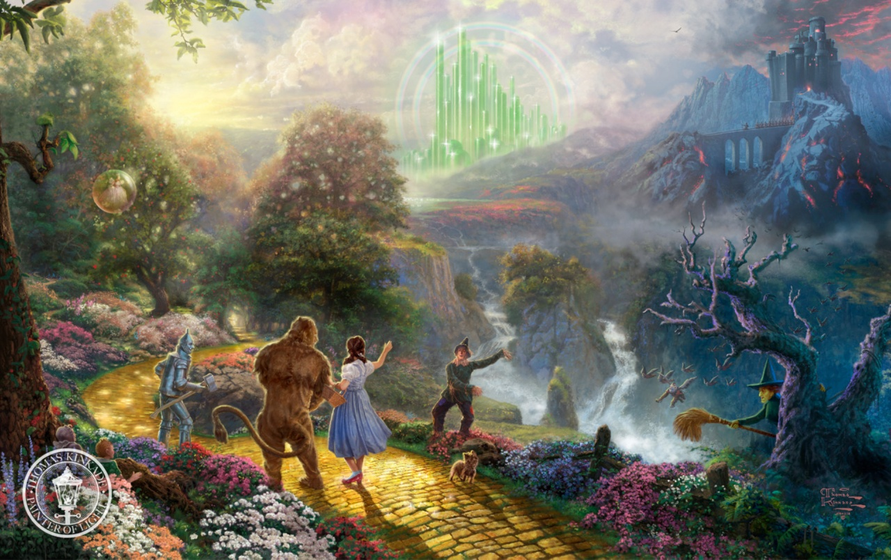 Wizard Of Oz wallpapers