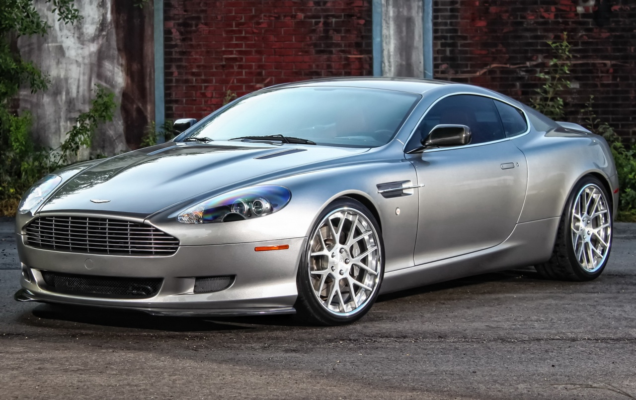 Aston Martin Db Hd Wallpaper Background Image x Id Desktop