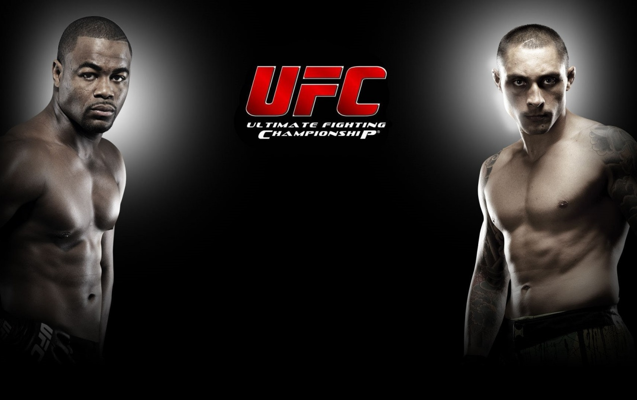 ufc fighters wallpapers