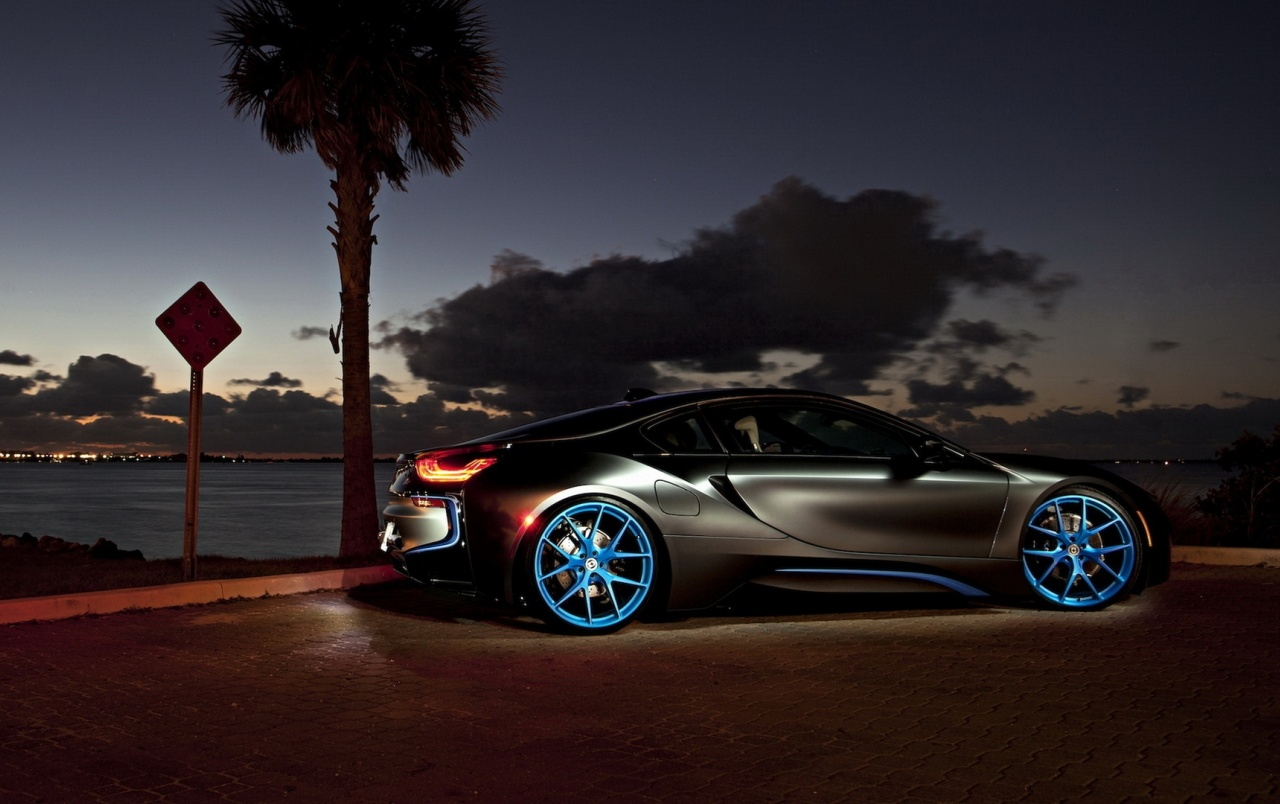 Matte Silver Bmw I8 Wallpapers Matte Silver Bmw I8 Stock Photos