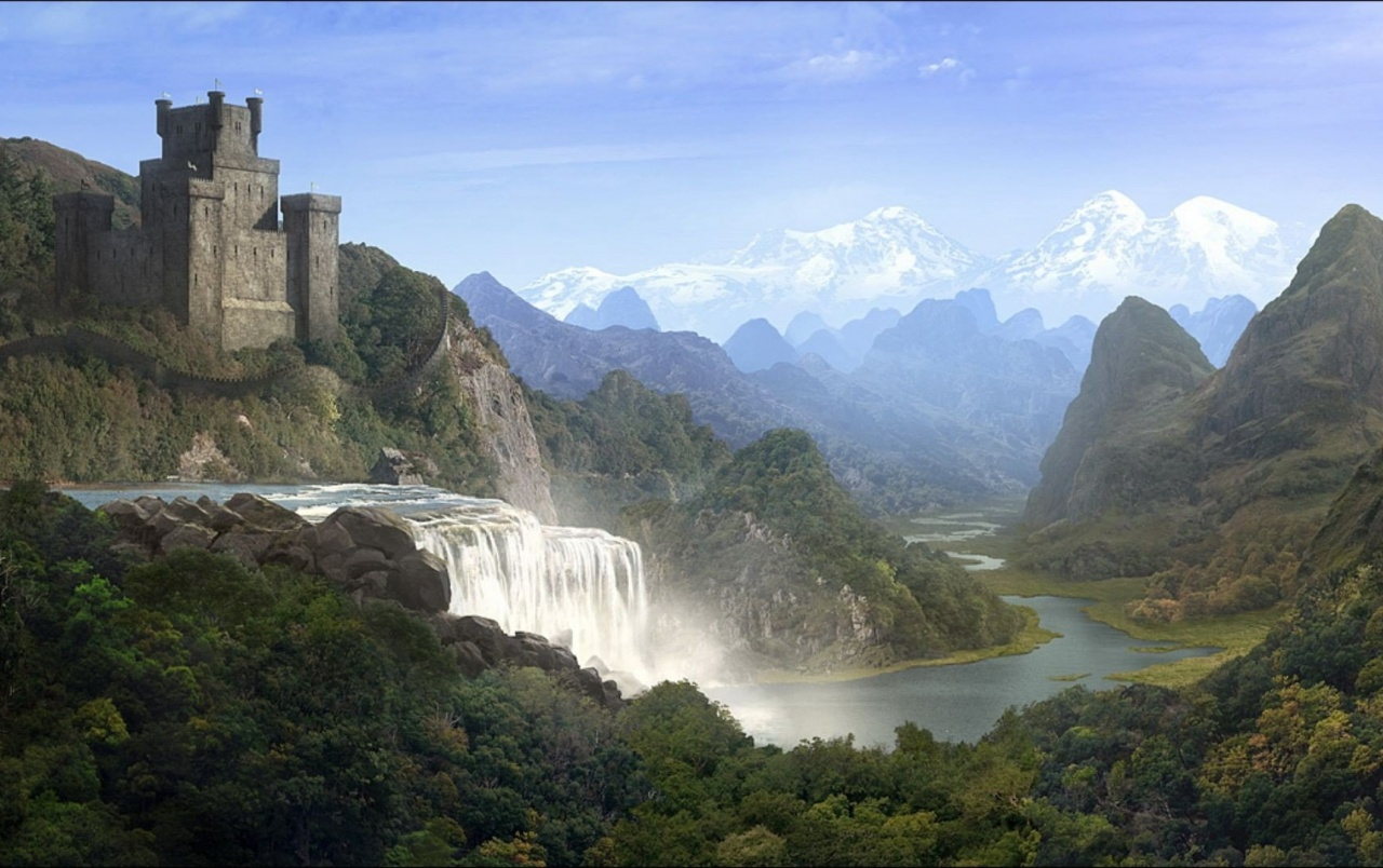Wonderful Scenery & Castle wallpapers | Wonderful Scenery ...