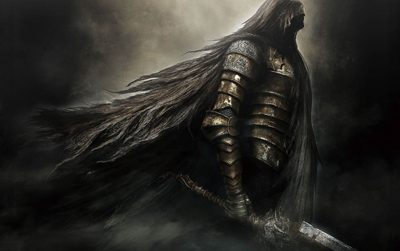 HD Dark Souls 2 Videogame wallpapers