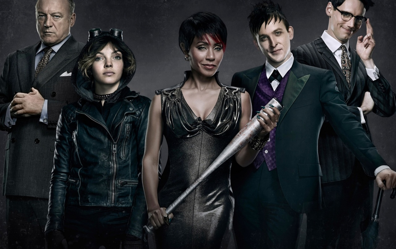 Gotham Villains wallpapers