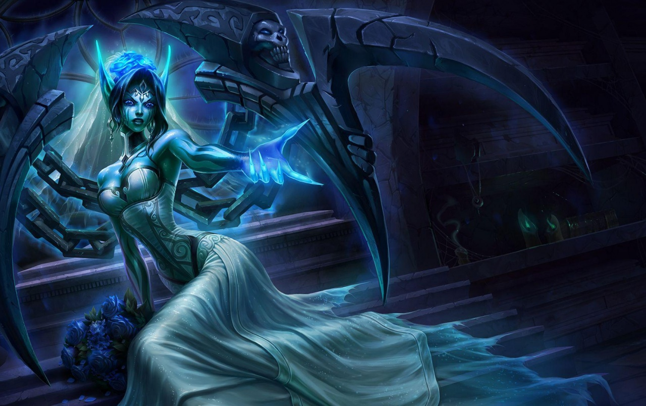 Ghost Bride Morgana Character wallpapers