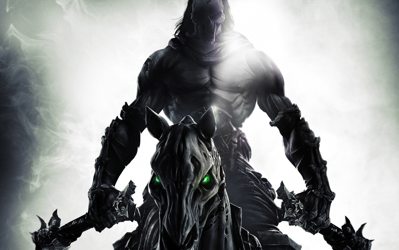Darksiders Horseman wallpapers