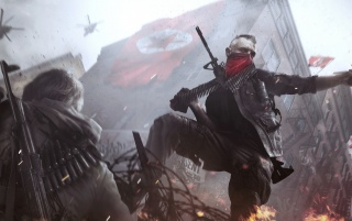 Homefront The Revolution Artwork wallpapers