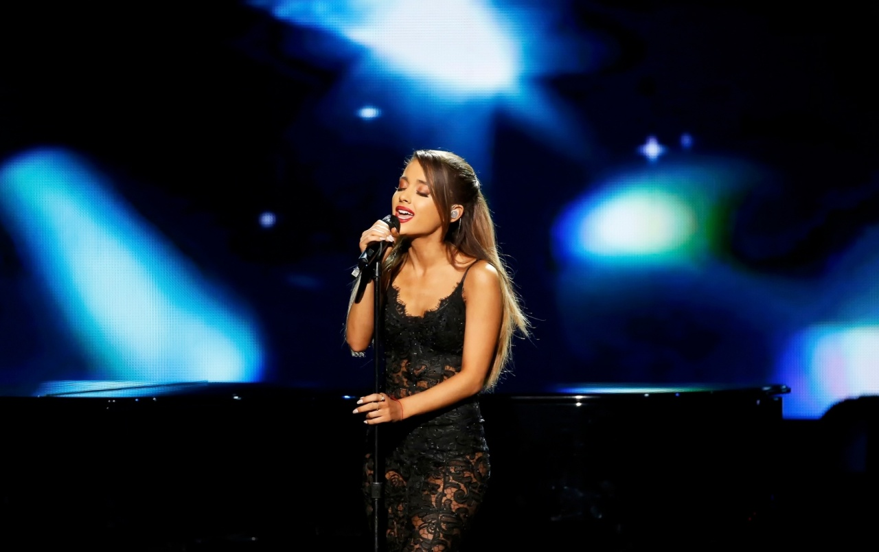 ariana grande concert wallpapers | ariana grande concert stock photos