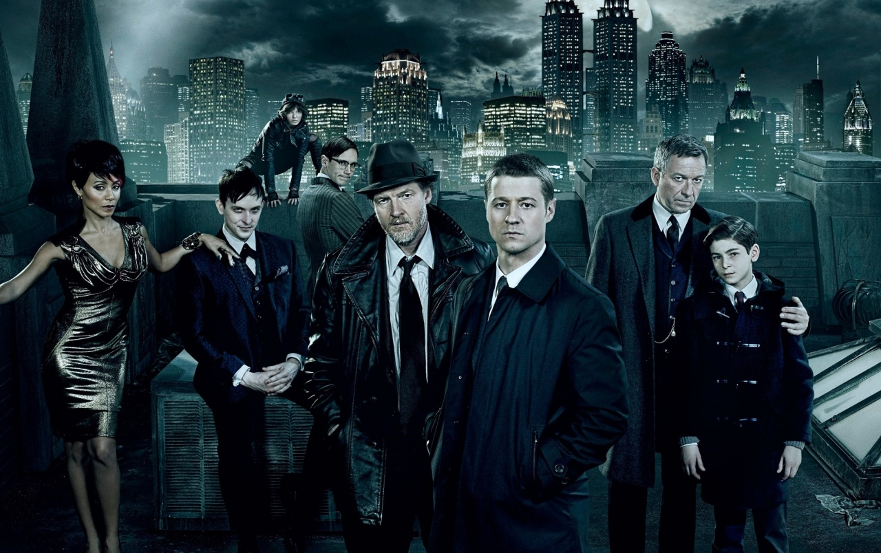 Gotham Poster wallpapers