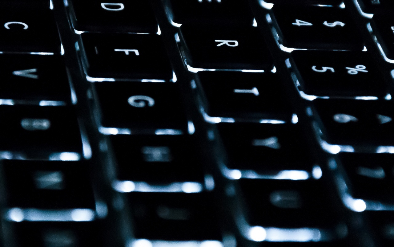 Backlit Keyboard Macro wallpapers