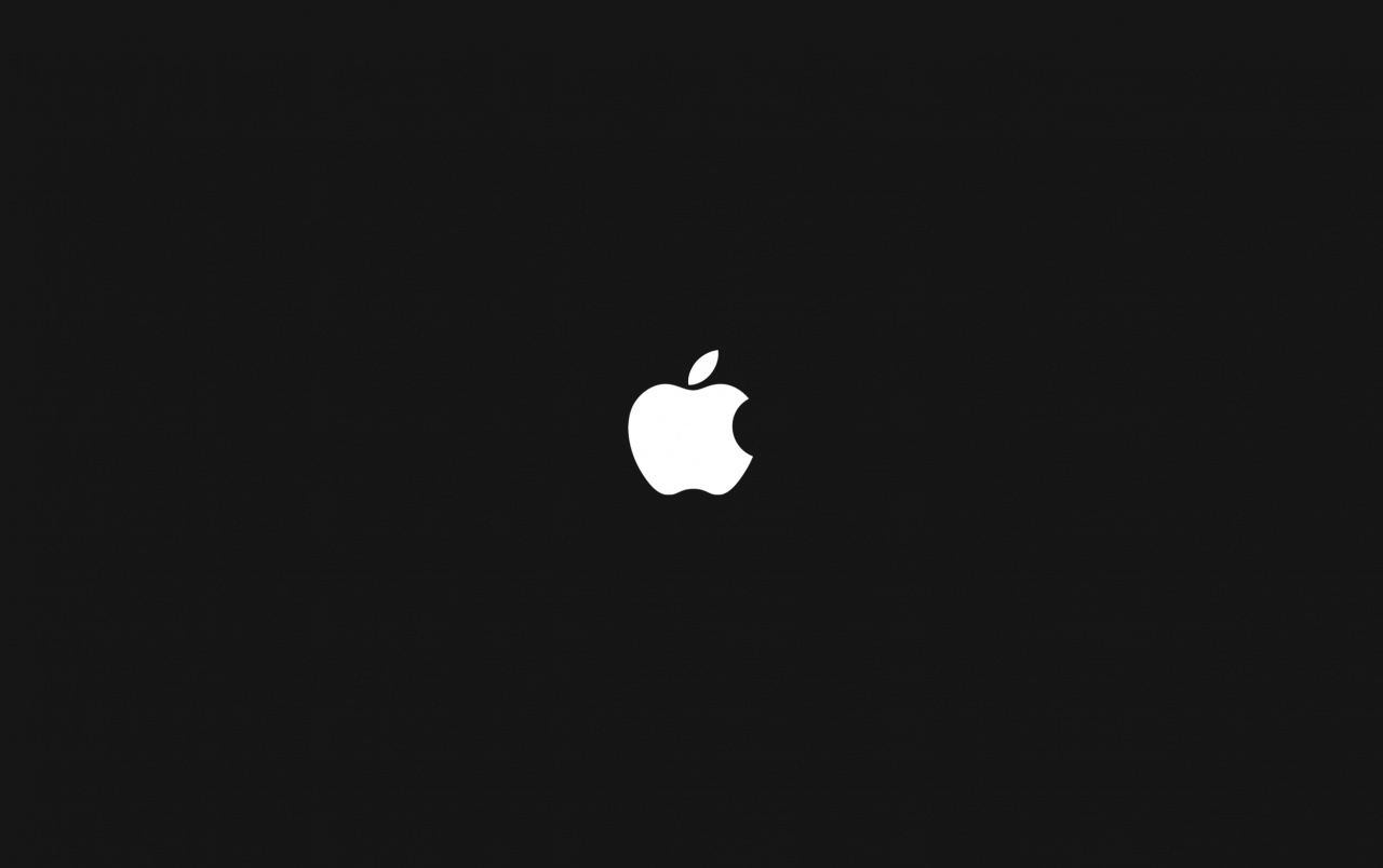 Apple Logo Hd Wallpapers For Iphone 1920 1080 Apple Logo: Apple Logo (black) Wallpapers