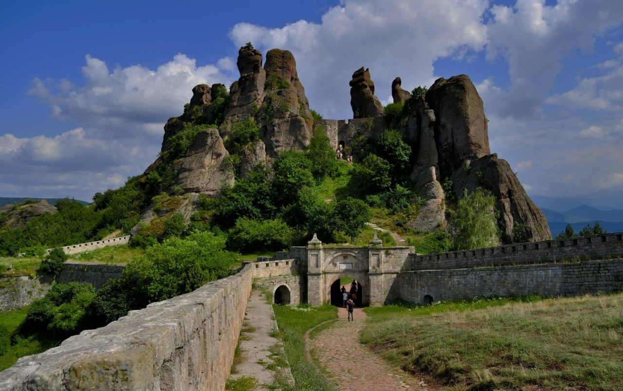 Rocas de Belogradchik Bulgaria wallpapers