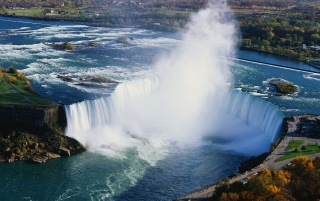 Horseshoe Falls wallpapers