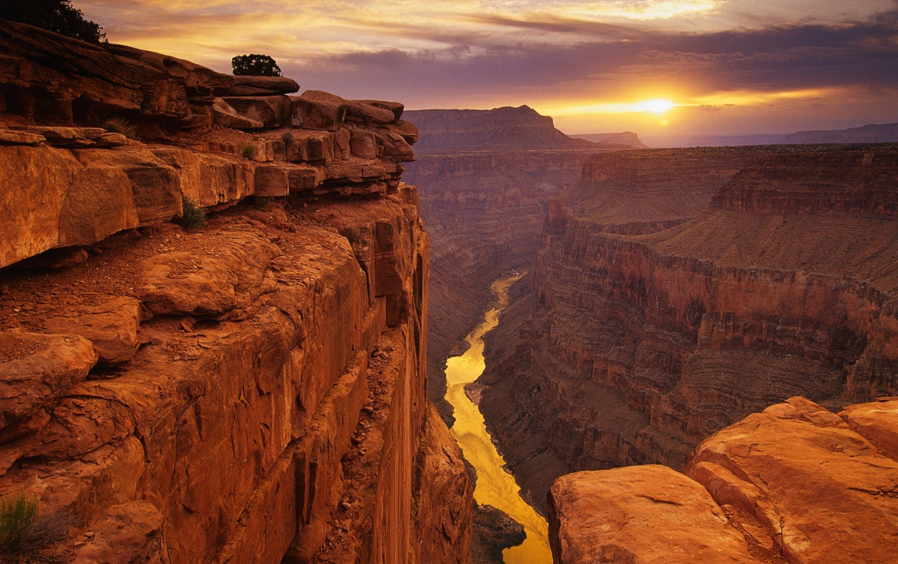 Toroweap Point Grand Canyon wallpapers