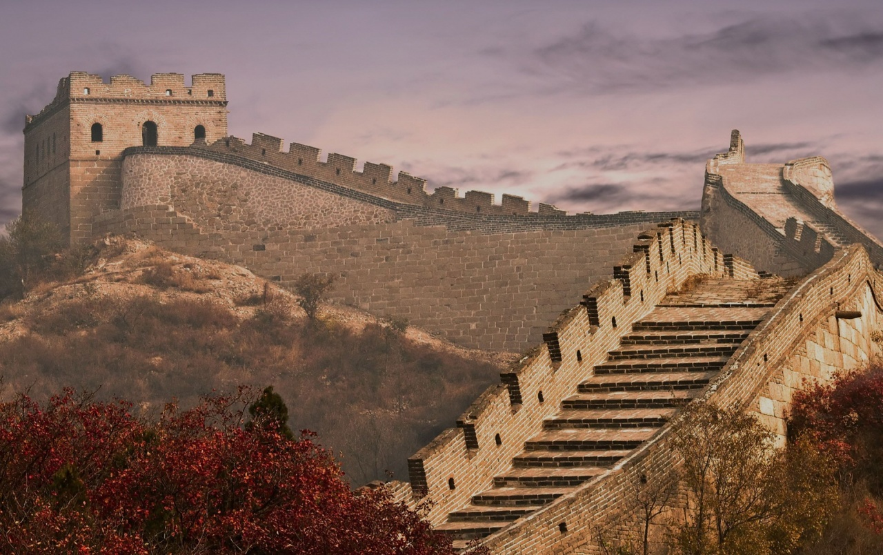 Great Wall Of China Twelve wallpapers