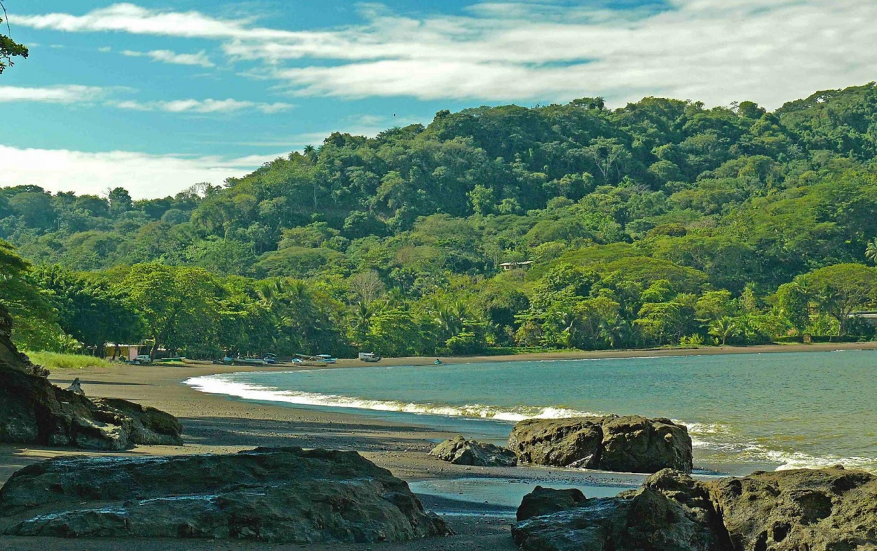 OriginalHD Jungle Ocean Rocks Costa Rica Wallpapers