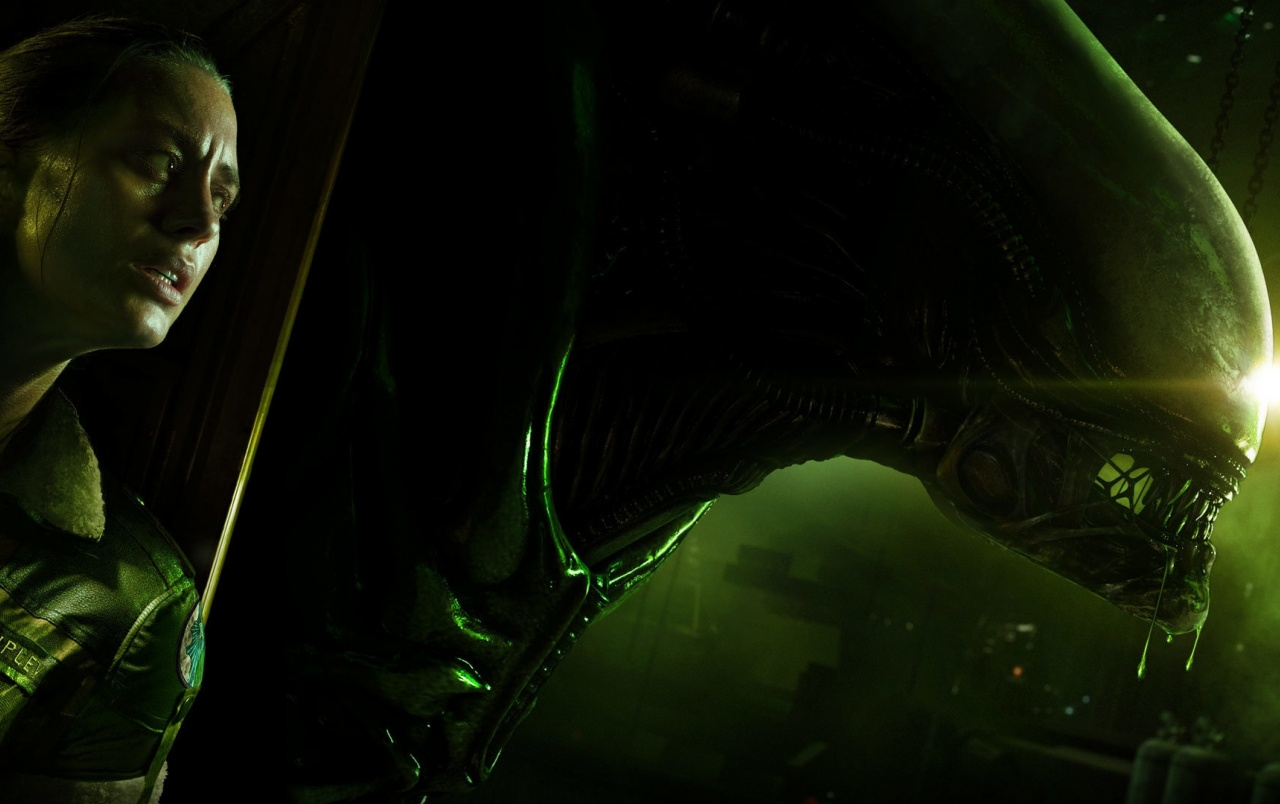Alien Isolation wallpapers