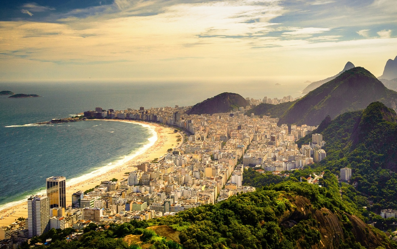 Brazil Beach wallpapers